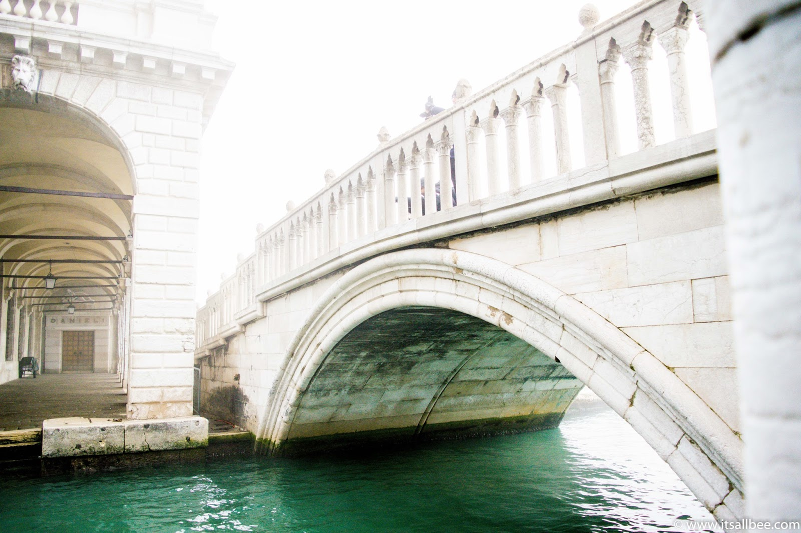Venice in November | Venice Bridge