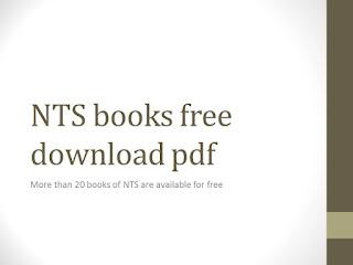 nts book pdf