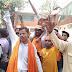 'मोदी तूफान' की चपेट में उत्तर प्रदेश, विपक्ष धराशायी   Uttar Pradesh, Opposition dashed in the face of 'Modi storm'