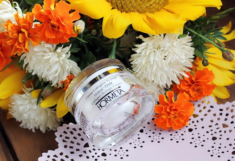 Швейцарская косметика: Крем коллагеновый тройного действия Hormeta HormeTime Collagen Tri-Logic Cream / обзор, отзывы