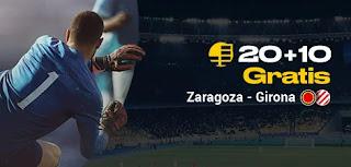 bwin promocion Zaragoza vs Girona 30-11-2019
