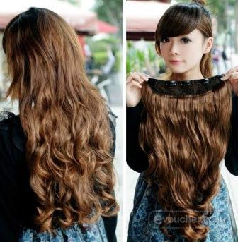 Rambut Panjang Seperti Ratu