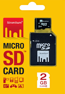 Micro SD 2GB With Adapter