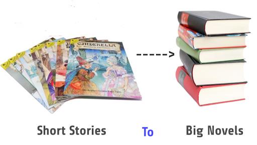 Start reading short stories