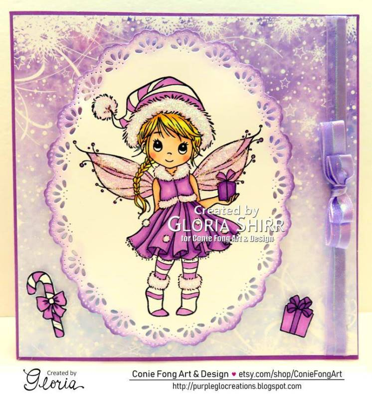 Featured Card at Lemon Shortbread Challenge Blog