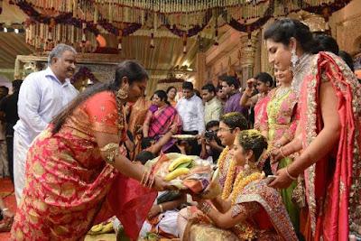Tejaswini-Sri Bharat engagement
