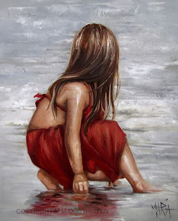 representaciones-artísticas-pinturas-de-niñas cuadros-artisticos-de-niñas