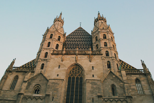 St Stephen's Cathedral Vienna