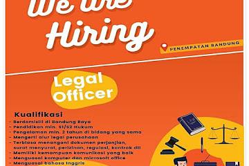 Lowongan Kerja Legal Officer Seon Indonesia