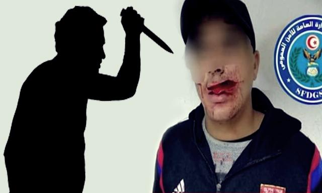 أريانة : محاولة قتل عون أمن