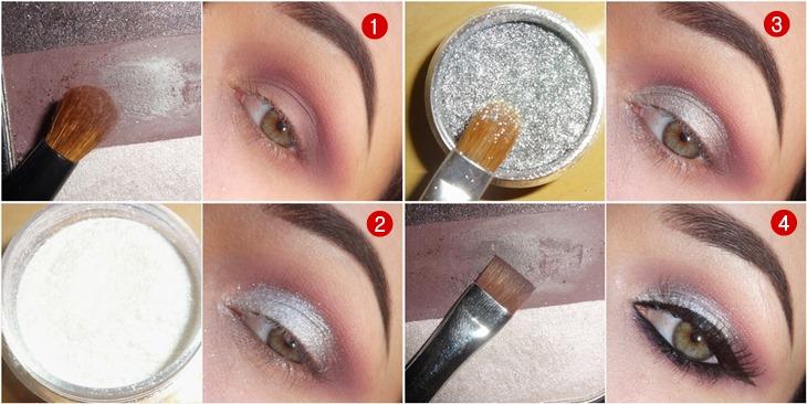 Maquiagem para reveillon e festas de fim de ano