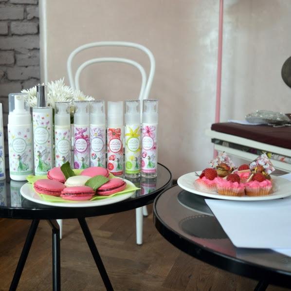 Na predstavitvi naravne kozmetike LaBri