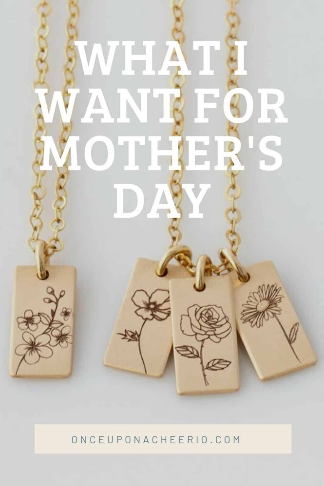 What I want for Mother's Day - Etsy Wish List
