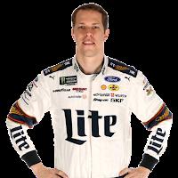 Brad Keselowski (No. 2 Team Penske Ford)