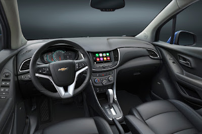 The All-New 2017 Chevrolet Trax