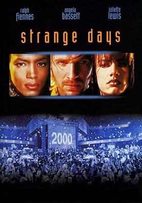 Póster película Días extraños
