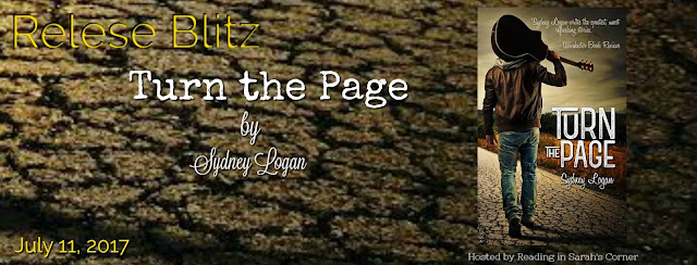 Release Blitz: Turn the Page by Sydney Logan