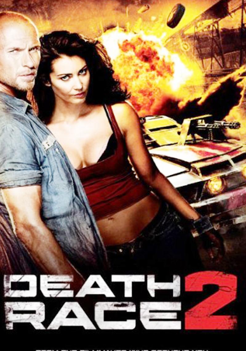 Death Race 2 ซิ่งสั่งตาย 2
