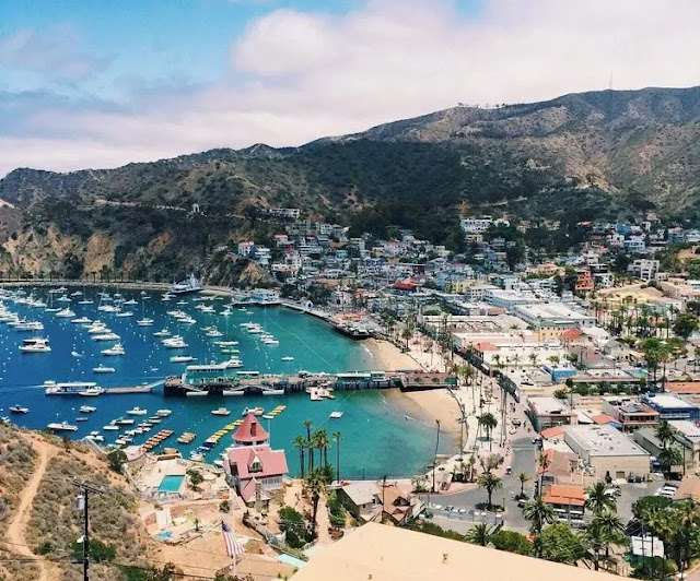 Catch the next ship to Catalina Los Angeles