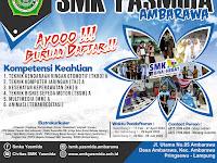 Desain Banner PPDB SMK Yasmida Ambarawa 2020 #1