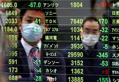 Ekonomi Jepang Coronavirus