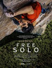 pelicula Solo Libre (Free Solo) (2018)