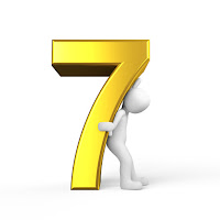 numerology, number 7  Life Path Number by Numerologist, it is neurological