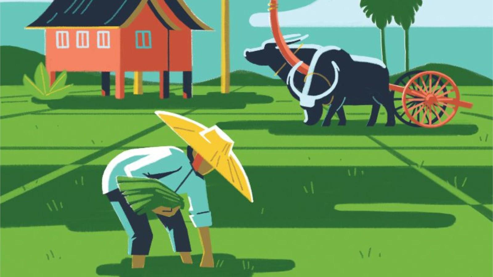 Kickstarter Highlights - Seasons of Rice