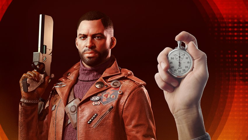 In Deathloop you are caught in an infinite time loop, but luckily you don't need that long to reach the end credits of the game. We'll tell you the extent and the playing time of Deathloop.