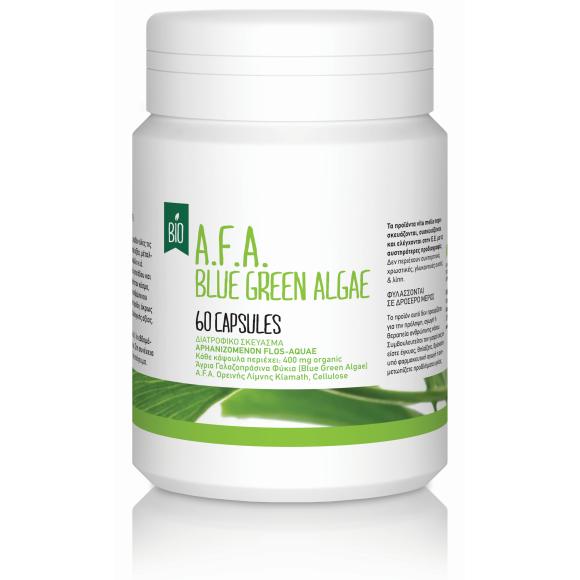 Blue Green Algae (A.F.A) (60caps/400mg)