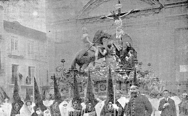 Semana Santa de 1920, la última antes del nacimiento de la Agrupación de Cofradías de Málaga