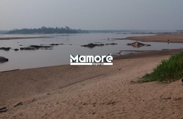 Adolescente morre afogado no Rio Madeira, em Vila Murtinho