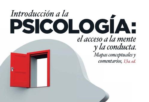 Introducción a la psicología. El acceso a la mente y la conducta. PDF