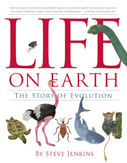 review of Life on Earth by Steve Jenkins