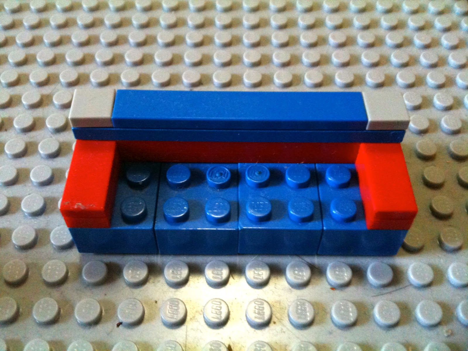 How To Make A Simple Lego Sofa Used Sets Ace Designs Couch
