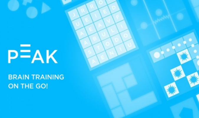 Deretan Aplikasi Terbaik Versi Google Play Store - Peak-Brain Games and Training