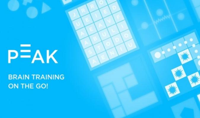 Deretan Aplikasi Terbaik Versi Google Play Store - Peak-Brain Games and Training