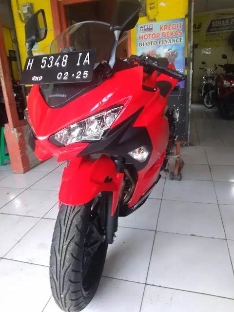 Harga Kawasaki Ninja 250 Fi Bekas di Semarang - By Inukotovlog.com