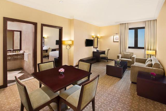 Hilton Doubletree Hotel Dhahran