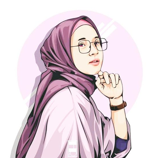 99 Anime Gambar Kartun Perempuan Cantik Berhijab Cikimm Com