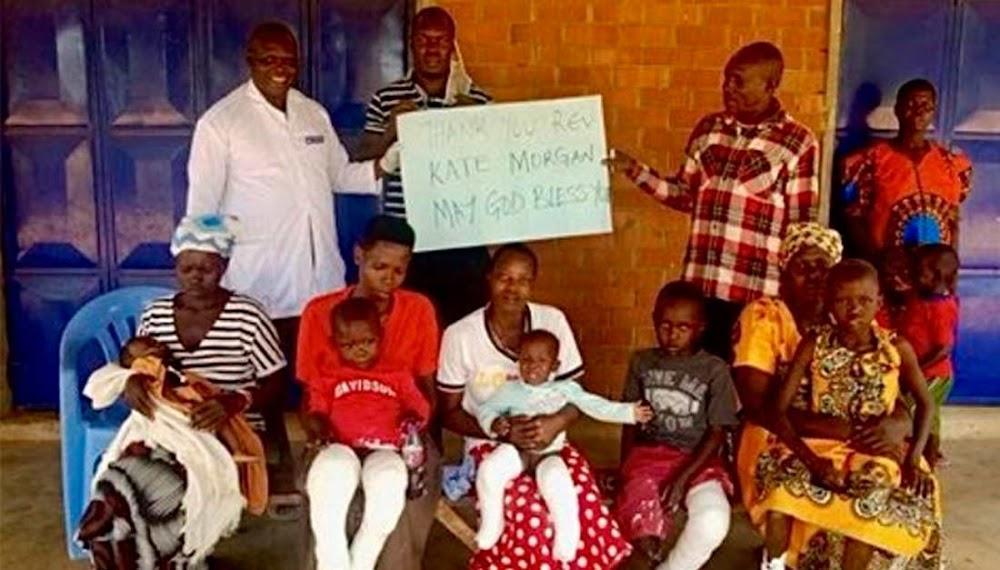 A Look Behind The Scenes With Uganda's Lifeline -  Kate Morgan