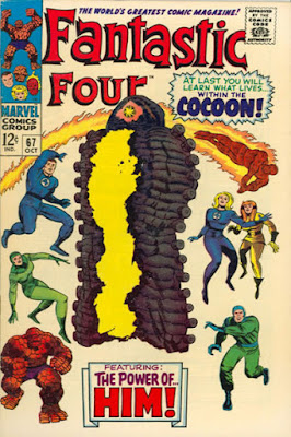 Fantastic Four #67, Him!