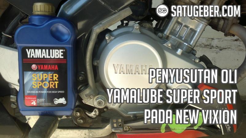 gambar oli yamalube super sport untuk new Vixion