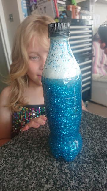 How to make a sensory bottle