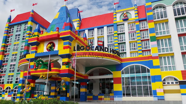 Legoland Malaysia Hotel Review Part 1