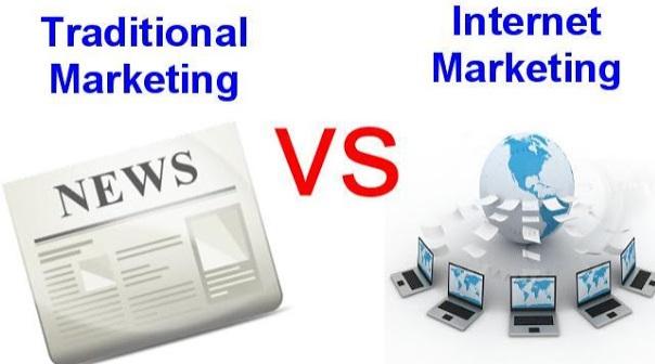 e marketing vs traditional marketing