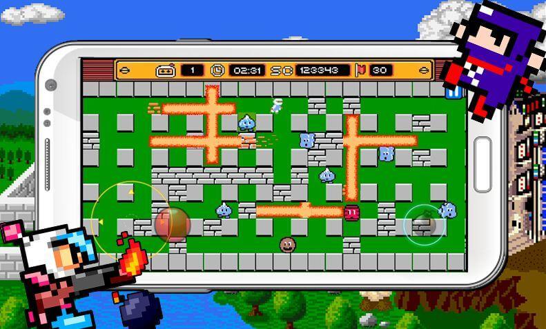 تحميل لعبة بومبر مان القديمة للكمبيوتر