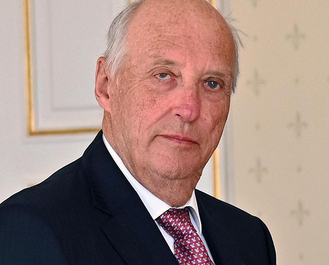 Happy Birthday King Herald - The Norway King turn 84!