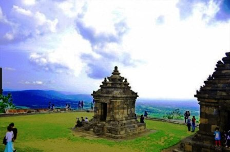 Wisata Candi Ijo Yogyakarta