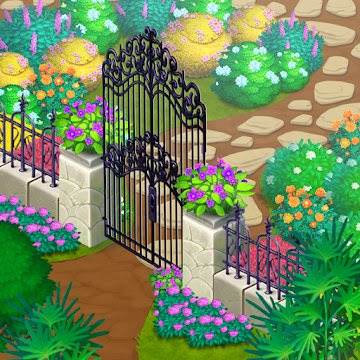 Royal Garden Tales (MOD, Money/Stars) APK Download